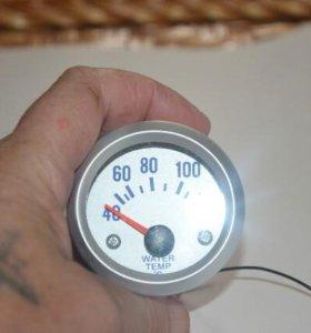 Авто термометр с подсветкой охлаждающей жидкости.