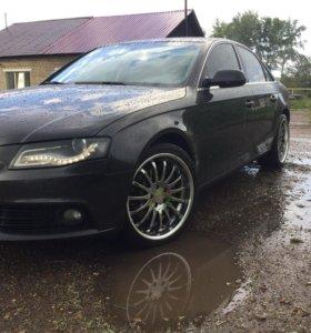 Audi A4 guattro