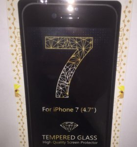 3D стекло для IPHONE 7