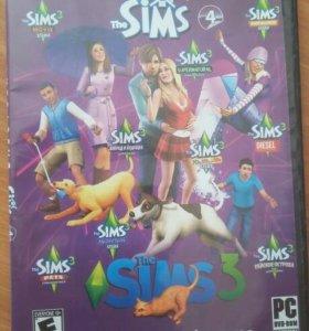 The sims 3 + дополнения