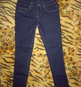 Новые леггинсы Pieces Дания джинсы размер 44/46