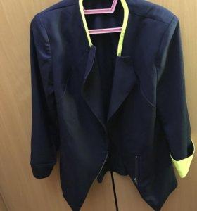 Э пиджак женский
