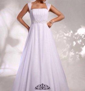 Свадебное/Выпускное платье Jasmine Empire