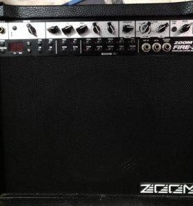Гитарный комбик ZOOM FIRE 30
