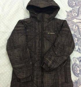 Куртка  colambia, осень- зима, 10-12 л