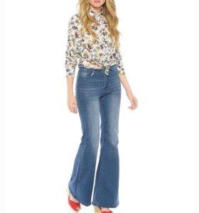 Новые джинсы клёш be free с бирками !