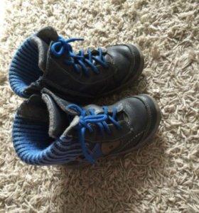 Ботинки на мальчика весенние (демисезонные)