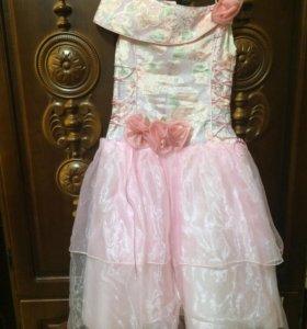 Супер цена! Новогоднее детское бальное платье
