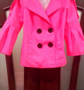Курточка - пальто - плащ