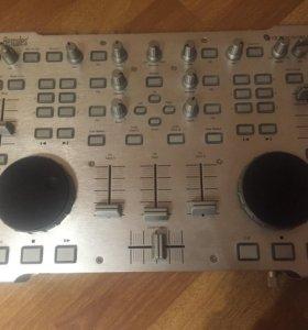 Hercules DJ Console RMX диджей контроллер