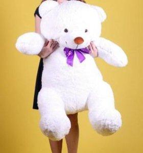 Плюшевый мишка медведь Барни 140см