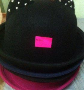 Шляпы и кепки новые