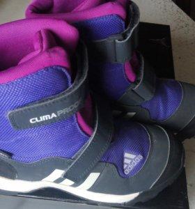 """Зимние сапоги """"Adidas"""""""