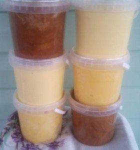 Мёд донниковый,гречишный,цветочный и мёд белой ака