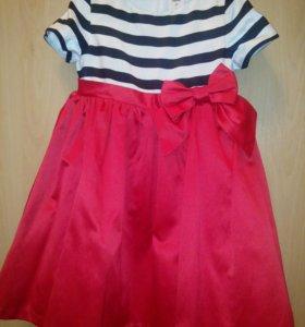 Праздничное платье Gymboree, 4T