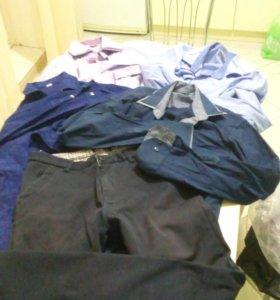 Одежда для школы. Рост 160-180