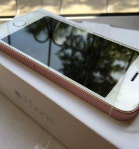Apple iPhone SE 16Gb Rose Gold