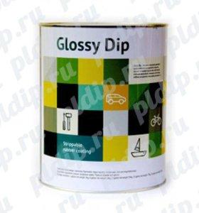 Жидкая резина Glossy Dip 3.8L