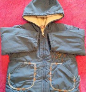 Курточка, рост 86-92