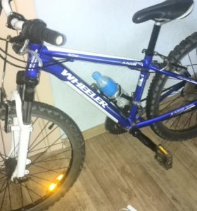 Подростковый велосипед
