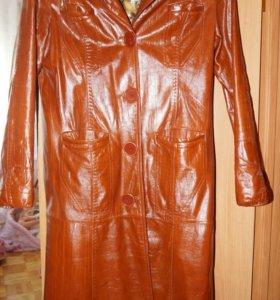 Кожаные куртки б/у