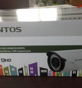 AHD видеокамера наблюдения Tantos