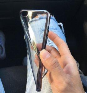 Силиконовый чехол на iPhone 6,6s новый