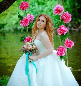Свадебное Платье 44-46-48