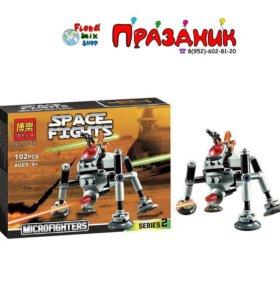 Конструктор Space Fights