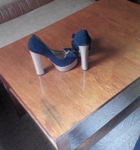 Обувь женькая