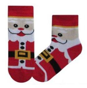 Женские и мужские теплые новогодние носки