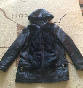 Куртка д/с. 48-50р.