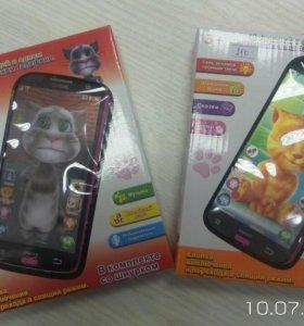 Новые детские сотовые телефоны