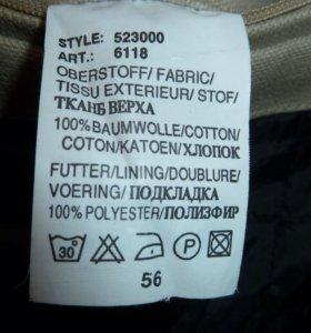 Куртка- размер:56,весна/осень
