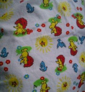 Пеленки постельное бельё