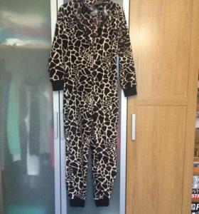 Пижама жираф
