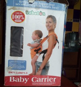 Рюкзак - переноска  bebeton