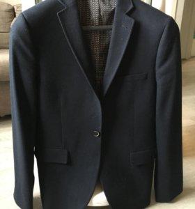 Тёплый пиджак (блейзер) Marks and Spenser