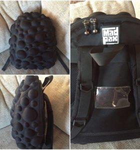 Рюкзак  Bubble Half Neon,черный