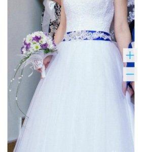 ❗Срочно❗Продаю свадебное платье