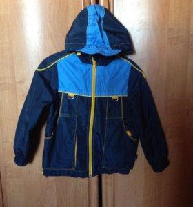 Куртка-ветровка, р.   110