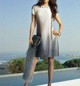 Новое платье Apart размер 36 шёлк