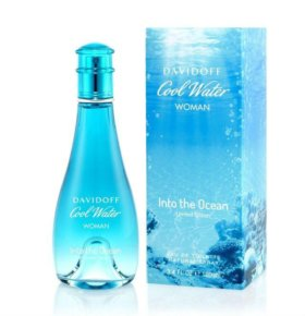 Davidoff Туалетная вода Cool Water Into the Ocean