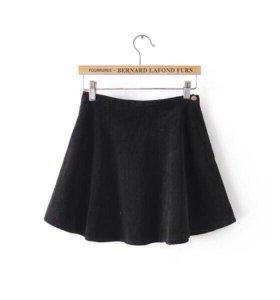 Новая юбка с бирками XS