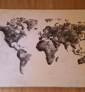 Картина 120х80см