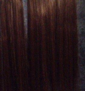 Термо-волосы на заколках