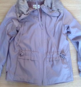 Куртка на флисе р.48-50