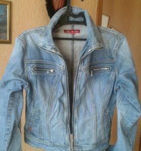 джинсовый жакет 46-48