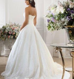 Свадебное платье Love Bridal (London)- Lux- 13106