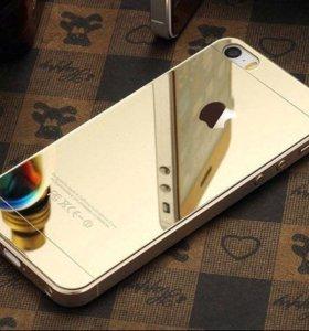 Cтекла (переднее+ заднее) на iPhone 5/5S/5C